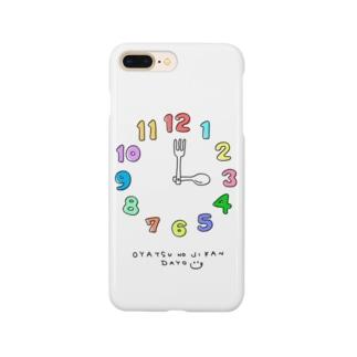 OYATSUNOJIKAN Smartphone cases