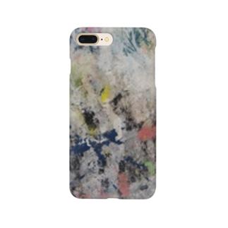 『まぼろし②』 Smartphone cases