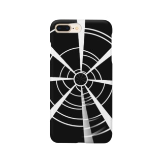 モノクロシンプルなスマホケース Smartphone cases