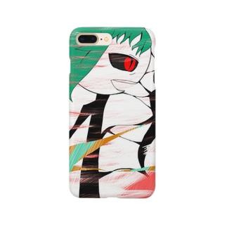 ミベルトさん Smartphone cases