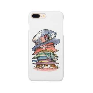 魔女の帽子 Smartphone cases