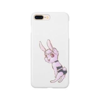 バニーパンツ Smartphone cases