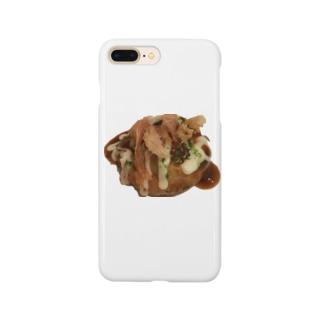 大だこ 赤羽 定番ソース Smartphone cases