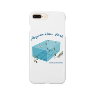 ペンギンプールへようこそ! Smartphone cases