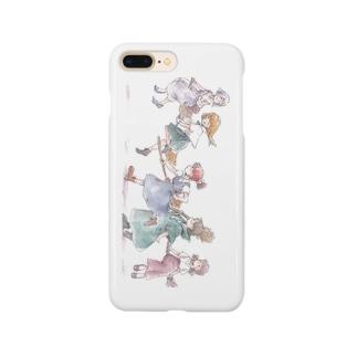 魔女たち Smartphone cases