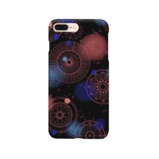 秋深し(B) Smartphone cases