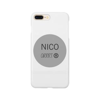 オリジナルグッズ Smartphone cases