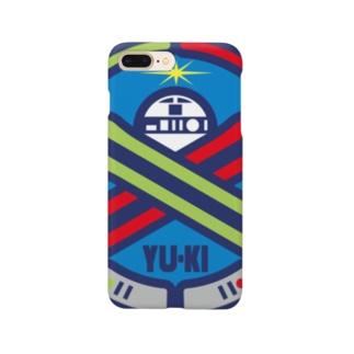 パ紋No.3136 YU-KI Smartphone cases