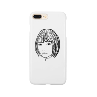 GIRL01 Smartphone cases