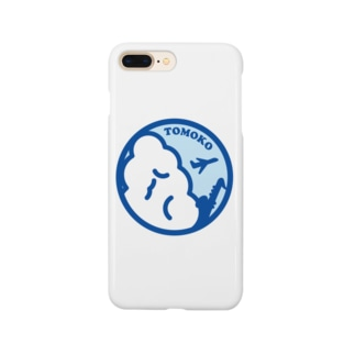 パ紋No.3138 TOMOKO Smartphone cases