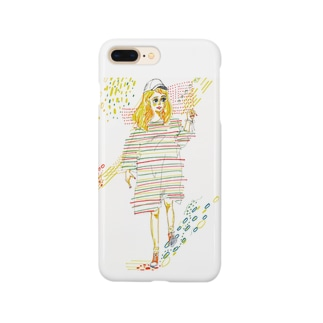 girl💙 Smartphone cases