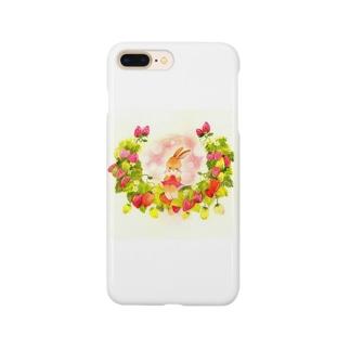 イチゴ Smartphone cases