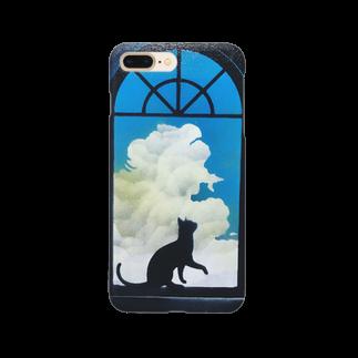 ☆ファイター☆のcat Smartphone cases