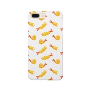 えびてん&エビフライ Smartphone cases