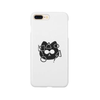 クレイジーシティニャンコ Smartphone cases