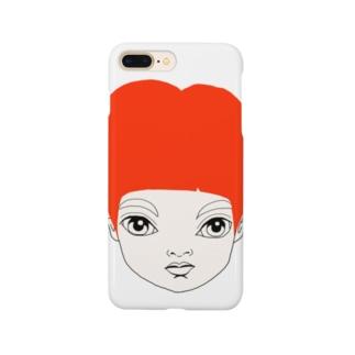 RED HEAD ANGE スマートフォンケース