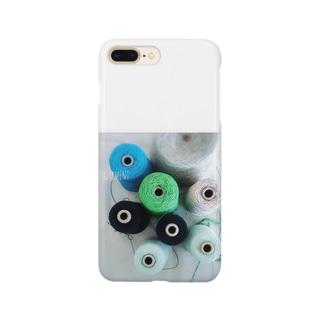 寒色夏糸。 Smartphone cases