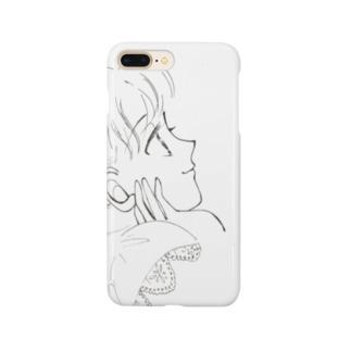 namo_iciのおとめ Smartphone cases