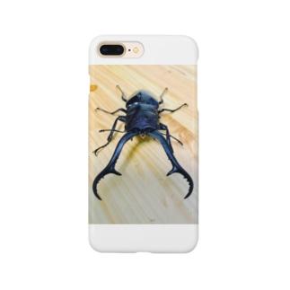 クワガタ ☆ギラファ☆2 Smartphone cases