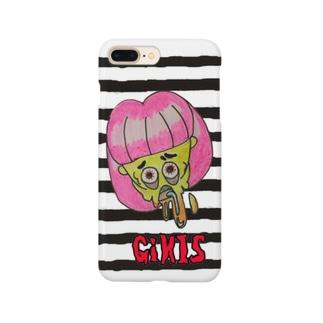 GiKIS 黄娘コラボ Smartphone cases