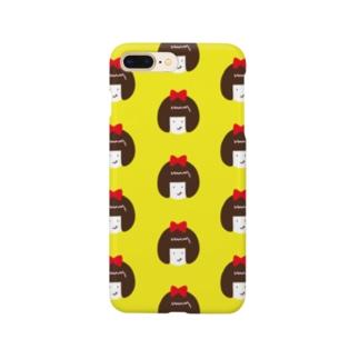 GIRL iPhone7-plus スマートフォンケース