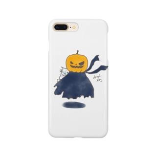 ジャックランタン Smartphone cases