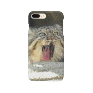 マヌルネコ・ストーンズ Smartphone cases
