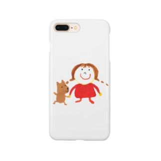 susnkのBUDDY Smartphone cases