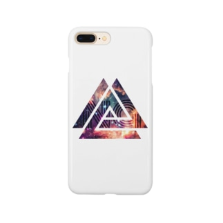 NGenerationのNGeneration Triangle Smartphone cases