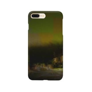 バロSHOP!!の夜景 Smartphone cases