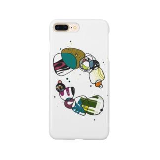 ワチャワチャ Smartphone cases