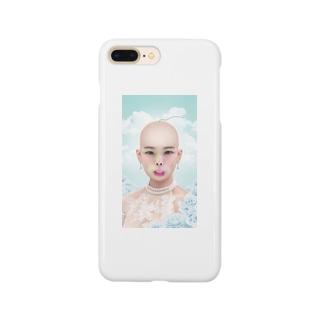 kahotaro1208のワカナ Smartphone cases