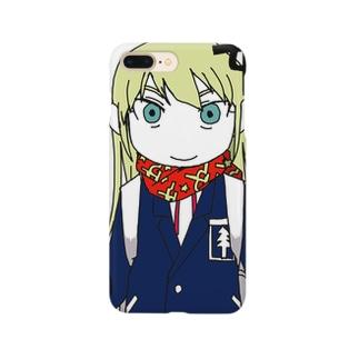 共産主義の日常 ナターシャポミュスキー 傘 Smartphone cases