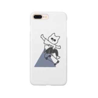 スケートシティニャンコ Smartphone cases