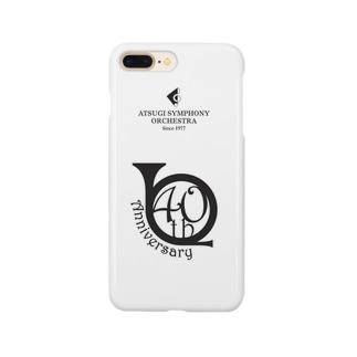 厚木交響楽団40周年記念 Smartphone cases