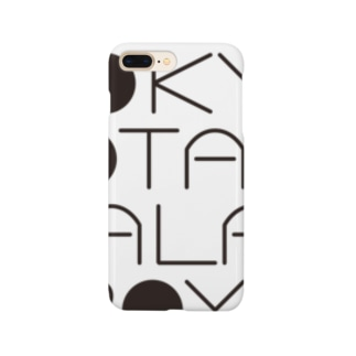 東京ポテトサラダボーイズ公式ネオクラシックロゴ Smartphone cases