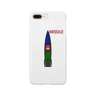 ミサイル Smartphone cases