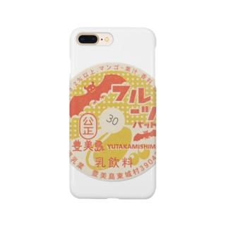フルーツ牛乳 Smartphone cases