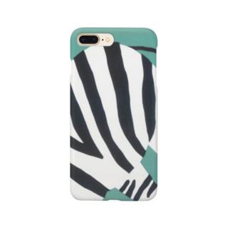 しまうま Smartphone cases