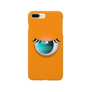 めんたまみ Smartphone cases