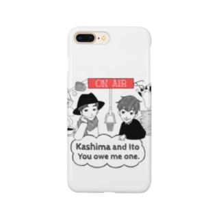 スガヌマショウコデザイン Smartphone cases