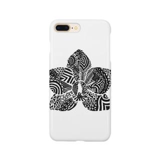 胡蝶蘭 Smartphone cases