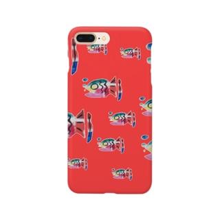 照輝画伯 Smartphone cases