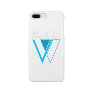 WRAITH PROTOCOL(レイス・プロトコル)ロゴ スマートフォンケース