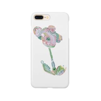キカガクオハナ Smartphone cases
