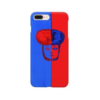 ハーフマン Smartphone cases