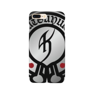 パ紋No.3141 KATSUYUKI  Smartphone cases