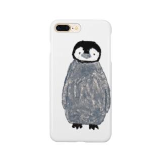 クレヨンぺんぎん Smartphone cases