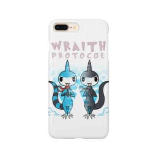 バージリスク(レイス・プロトコル) Smartphone cases