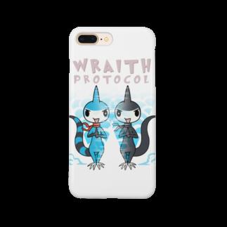 仮想通貨Verge Japan(バージ ジャパン) 公認SHOPのバージリスク(レイス・プロトコル) Smartphone cases